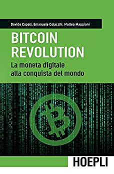 bitcoin revolution la moneta digitale alla conquista del mondo ebook davide capoti emanuele. Black Bedroom Furniture Sets. Home Design Ideas