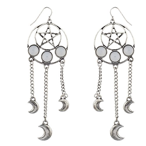 lux-accessories-ohrringe-lang-mit-pentagramm-traumfanger-bruniert