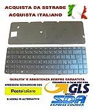 TASTIERA ITALIANA PER NOTEBOOK HP PAVILION G62 G56 G62-a016sl G62-b04SL G62-b05SL G62-b06SL G62-b99SL G62-120EL AX6 Compaq Presario CQ62 G62 CQ56 CQ56-100 immagine