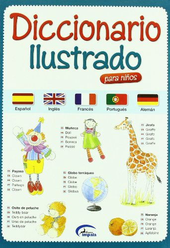 Diccionario ilustrado para niños par Aa.Vv.