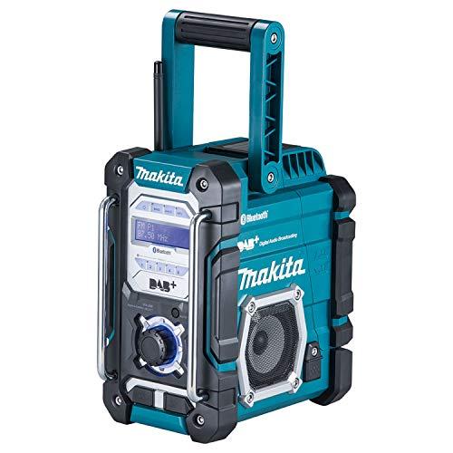 Makita DMR 112 Baustellenradio mit DAB und Bluetooth