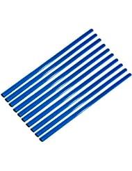 Set de 10x picas 160 cm, azul