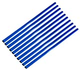 Bild: Agility Hundesport  10er Set Stangen Länge 80 cm  25 mm blau