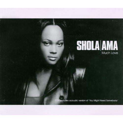 shola ama you might need somebody mp3
