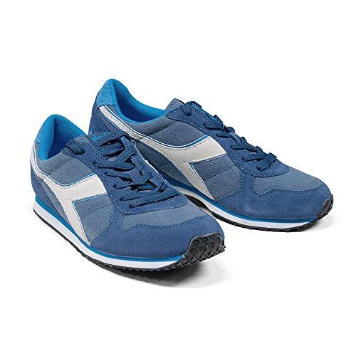 Sneaker Chaussures Hommes DIADORA Modèle K RUN C WH Couleur Saltire Navy - Saltire Navy