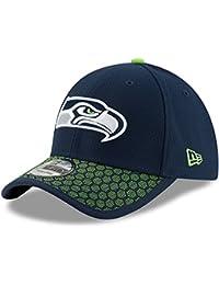 New Era 39Thirty Cap - NFL 2017 SIDELINE Seattle Seahawks