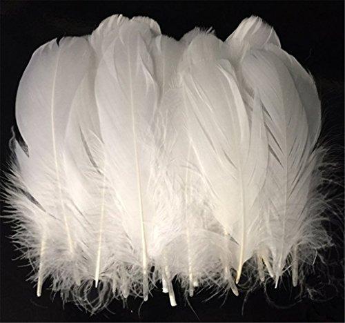 ergeobr-100-pezzi-piuma-di-nozze-fai-da-te-piume-piuma-doca-tinker-15-20cm-grandi-piume-ornamentali