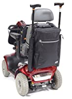 Large Simplantex Mobility Scooter or Wheelchair Crutch / Walking Stick Bag (1680d)