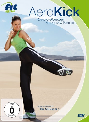 Fit for Fun - AeroKick Cardio-Workout mit Kicks & Punches (Fun Punch)