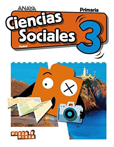 Ciencias Sociales 3. (Pieza a Pieza)