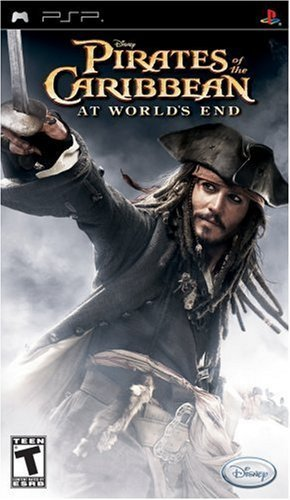 Pirates of the Caribbean: At World's End - Sony PSP by Disney Interactive Studios (Psp Pirates)