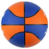 Midwest Kids League Basketball, Blue/Orange, Size 3