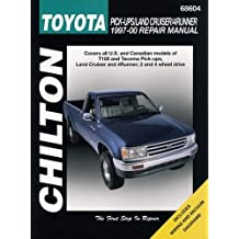 Toyota Pick-Ups/Land Cruisers/4-Runners, 1997-00 (Chilton's Total Car Care Repair Manual)