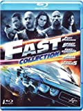Fast Collection [Blu-Ray] [Import Italien]
