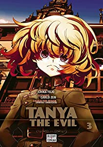 Tanya The Evil Edition simple Tome 3