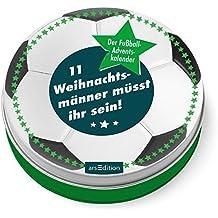 Suchergebnis Auf Amazon De Fur Fussball Adventskalender