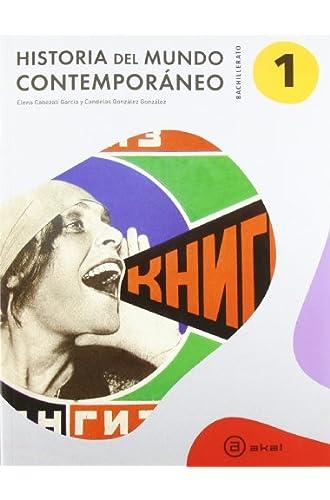 Historia Del Mundo Contemporáneo. Bachillerato 1