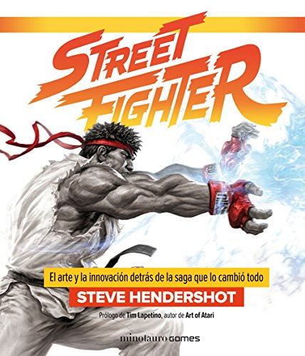 Street Fighter (Minotauro Games)
