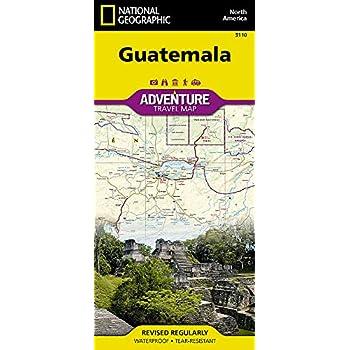GUATEMALA  1/500.000