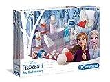 Clementoni 18523 Frozen 2-Elsas Schönheitslabor, Mehrfarben
