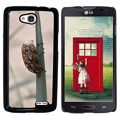 Nur Handy HOT STYLE HANDY PC Hard Case Cover//m00139342Insekten Wurm Blade Of Grass Nature//LG Optimus L90D415 (Lg Optimus L90 Hard Phone Case)