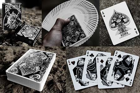 bicycle-asura-deck-black-by-card-experiment-trick