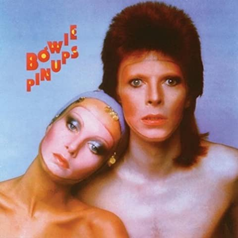 Pin Ups David Bowie - Pin Ups by Bowie,