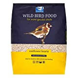 CJ Wildlife Sunflower Hearts 6Ltr 3.2kg