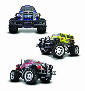 New York Gift 1:14 Scale Remote Control Devilboy Monster Truck