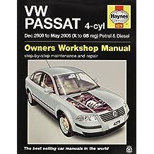 VW Passat Petrol & Diesel Service and Repair Manual (Haynes Service and Repair Manuals)