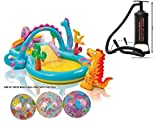 #7: Intex Dinoland Inflatable Play Center, 31
