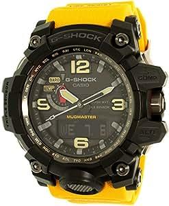 Casio montre homme G-Shock chronographe GWG-1000-1A9ER