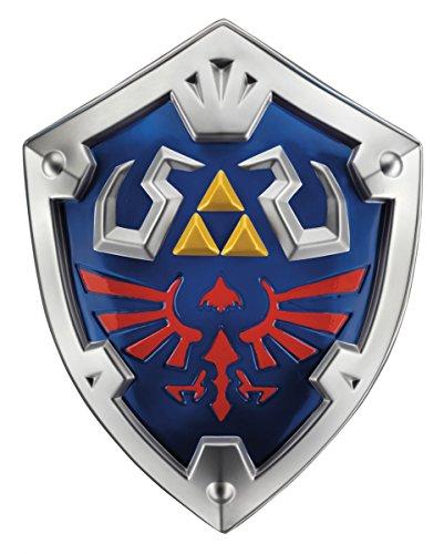 Kostüm Zelda Prinzessin Cosplay (Zelda Skyward Sword Hylia Schild von Link als Nintendo)