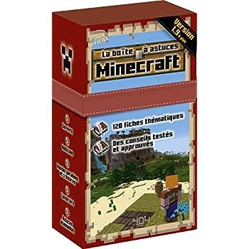 Boîte à astuces Minecraft - version 1.9