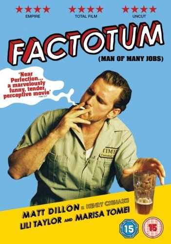 Factotum [DVD] by Matt Dillon