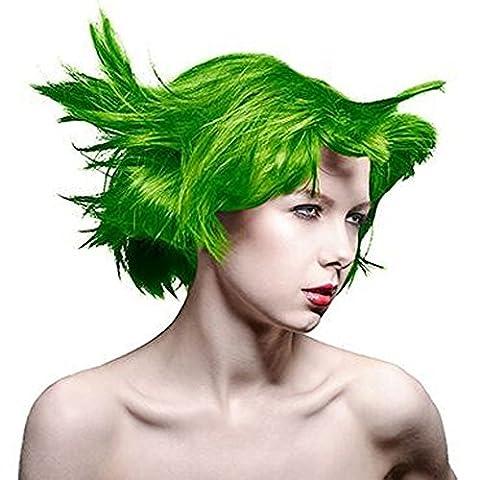MANIC PANIC Cream Formula Semi-Permanent Hair Color - Electric Lizard – GLOWS