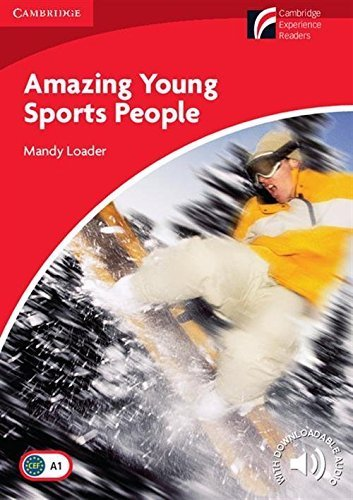 Amazing Young Sports People Level 1 Beginner/Elementary (Cambridge Discovery Readers) by Mandy Loader (2012-02-13)