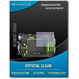 "3 x SWIDO protecteur d'écran Olympus TG-Tracker film protecteur feuille ""CrystalClear"" invisible"
