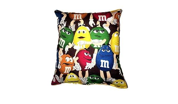 M&M Pillow M&M Tic Tac Candy Pillow