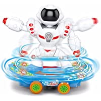 38CM Robot Scooter Light Music Model Toy,Mamum Fun Robot Scooter Children Electric Universal Light Music Model Toy - Compare prices on radiocontrollers.eu