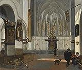 Das Museum von Ausgang-Innen der Chor der Kirche von St