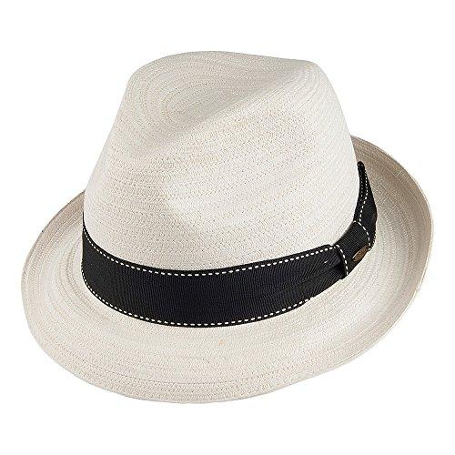 chapeau-trilby-tresse-avec-bandeau-a-coutures-contrastantes-ivoire-scala-ivoir-x-large
