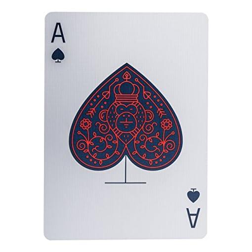 mailchimp-Spielkarten-rot