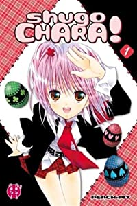 Shugo Chara ! Nouvelle édition Tome 1