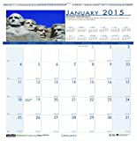 House of Doolittle 2015 National Monuments Monatliche Wandkalender, 12 x 12, (hod3439)