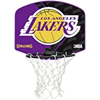Spalding - Mini Canasta La Lakers