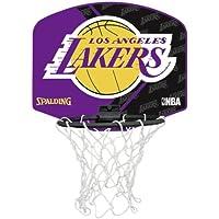 Spalding Mini Canasta La Lakers