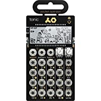 Teenage Engineering PO-32 Tonic Drum Synthesizer and Sequencer, Gold/Black