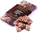 PSYCHO CHOCOLATE - Chilli Poppin' Mud Pie with Naga Jolokia (Ghost Pepper) 100g