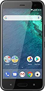 htc u11 life smartphone 5 2 zoll brilliant black amazon. Black Bedroom Furniture Sets. Home Design Ideas